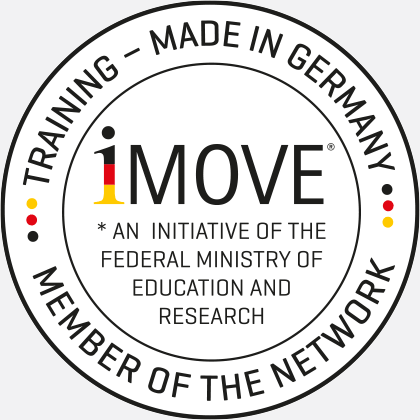 label of iMOVE for members of the provider pool