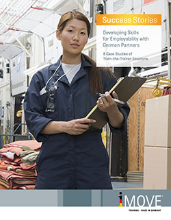 Cover with asian woman