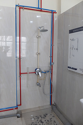 Grohe Dual Tech Shower Solutions installations
