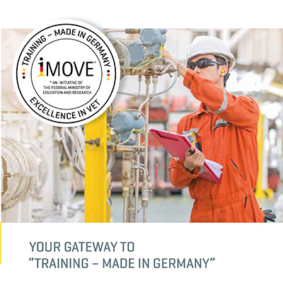 Cover of iMOVE image flyer
