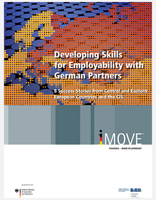 Cover of brochure 8 Success Stories from Central and Eastern European Countries and the CIS